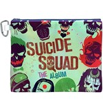 Panic! At The Disco Suicide Squad The Album Canvas Cosmetic Bag (XXXL) Front