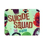 Panic! At The Disco Suicide Squad The Album Double Sided Flano Blanket (Mini)  35 x27 Blanket Back