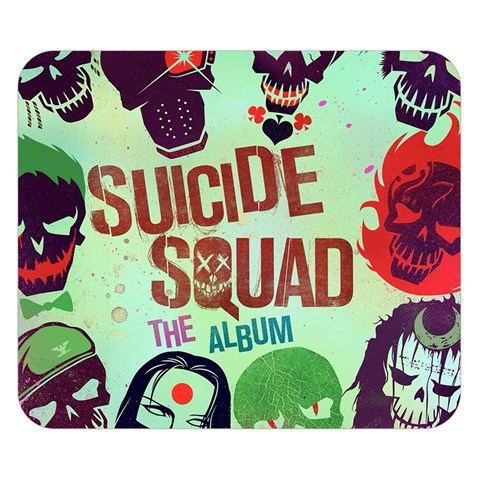 Panic! At The Disco Suicide Squad The Album Double Sided Flano Blanket (Small)