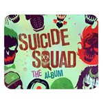 Panic! At The Disco Suicide Squad The Album Double Sided Flano Blanket (Large)   Blanket Back