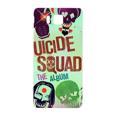 Panic! At The Disco Suicide Squad The Album Samsung Galaxy Alpha Hardshell Back Case