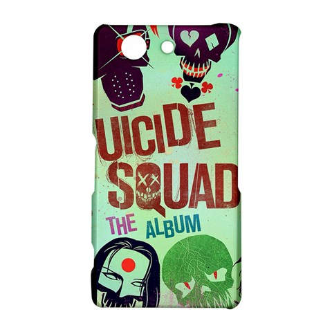 Panic! At The Disco Suicide Squad The Album Sony Xperia Z3 Compact