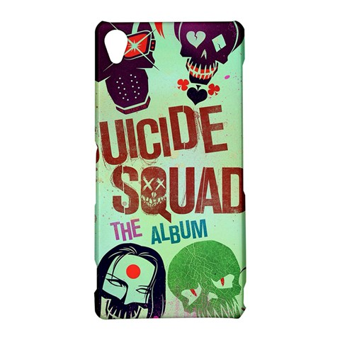 Panic! At The Disco Suicide Squad The Album Sony Xperia Z3