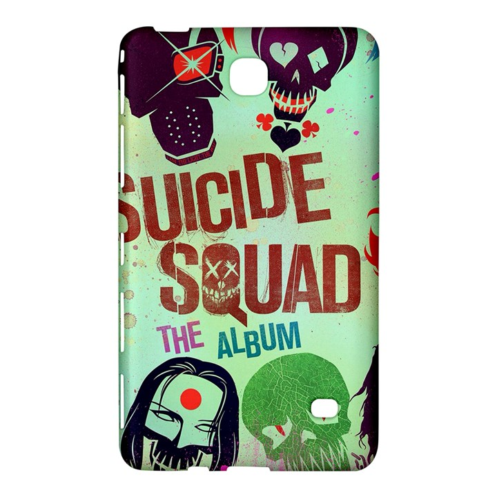 Panic! At The Disco Suicide Squad The Album Samsung Galaxy Tab 4 (7 ) Hardshell Case