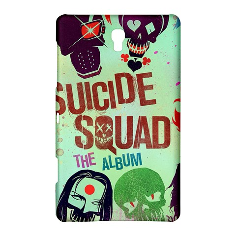 Panic! At The Disco Suicide Squad The Album Samsung Galaxy Tab S (8.4 ) Hardshell Case