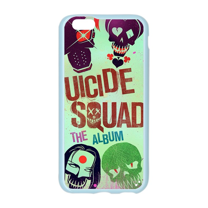 Panic! At The Disco Suicide Squad The Album Apple Seamless iPhone 6/6S Case (Color)
