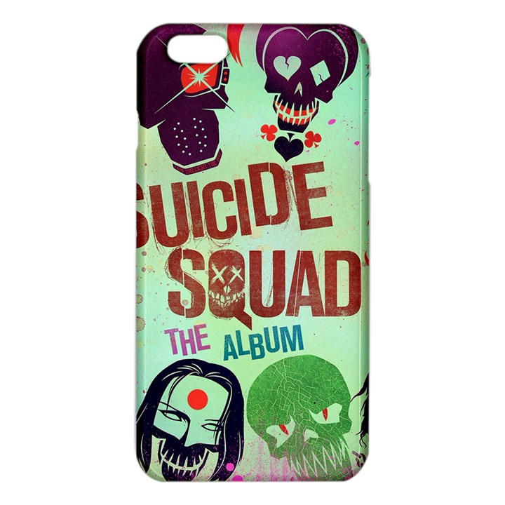 Panic! At The Disco Suicide Squad The Album iPhone 6 Plus/6S Plus TPU Case