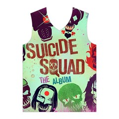 Panic! At The Disco Suicide Squad The Album Men s Basketball Tank Top