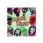 Panic! At The Disco Suicide Squad The Album Satin Bandana Scarf Front