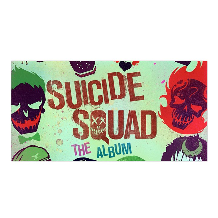 Panic! At The Disco Suicide Squad The Album Satin Shawl
