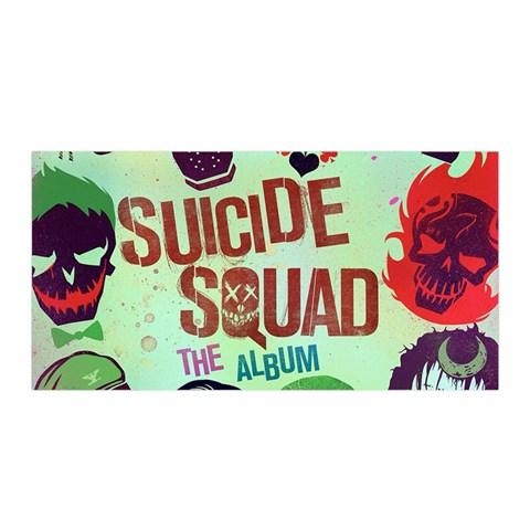 Panic! At The Disco Suicide Squad The Album Satin Wrap