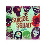 Panic! At The Disco Suicide Squad The Album Small Satin Scarf (Square) Front