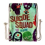 Panic! At The Disco Suicide Squad The Album Drawstring Bag (Large) Front