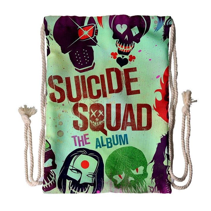 Panic! At The Disco Suicide Squad The Album Drawstring Bag (Large)