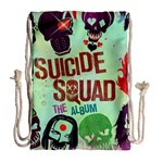 Panic! At The Disco Suicide Squad The Album Drawstring Bag (Large) Back
