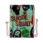 Panic! At The Disco Suicide Squad The Album Drawstring Bag (Small) Front