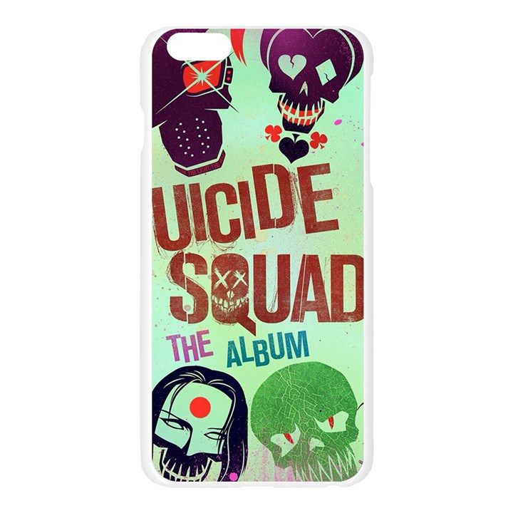 Panic! At The Disco Suicide Squad The Album Apple Seamless iPhone 6 Plus/6S Plus Case (Transparent)