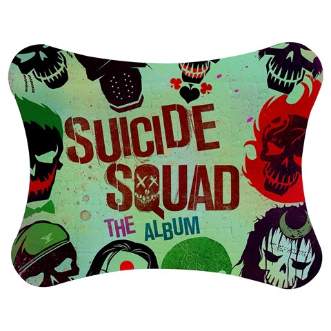 Panic! At The Disco Suicide Squad The Album Jigsaw Puzzle Photo Stand (Bow)