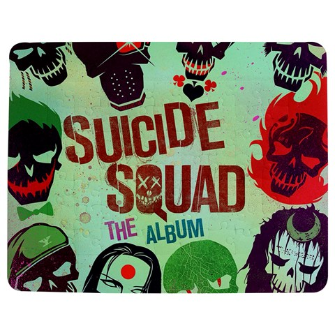 Panic! At The Disco Suicide Squad The Album Jigsaw Puzzle Photo Stand (Rectangular)