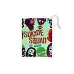 Panic! At The Disco Suicide Squad The Album Drawstring Pouches (XS)  Front