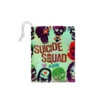 Panic! At The Disco Suicide Squad The Album Drawstring Pouches (XS)  Back