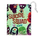 Panic! At The Disco Suicide Squad The Album Drawstring Pouches (XXL) Front