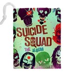 Panic! At The Disco Suicide Squad The Album Drawstring Pouches (XXL) Back