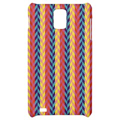 Colorful Chevron Retro Pattern Samsung Infuse 4G Hardshell Case