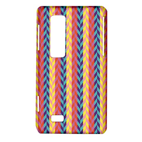 Colorful Chevron Retro Pattern LG Optimus Thrill 4G P925
