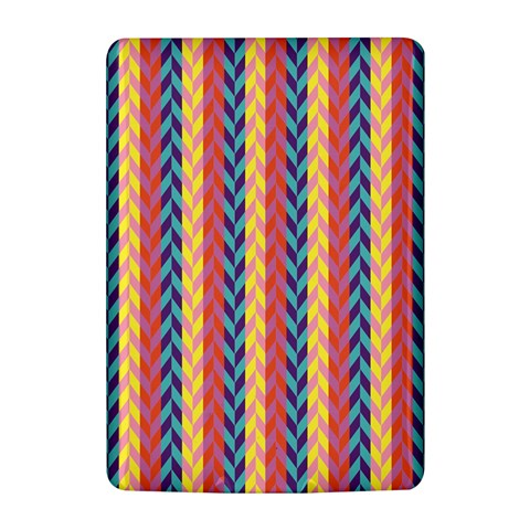 Colorful Chevron Retro Pattern Kindle 4
