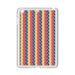 Colorful Chevron Retro Pattern iPad Mini 2 Enamel Coated Cases Front