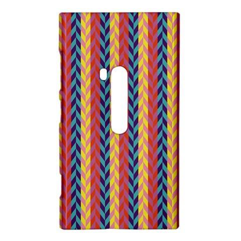 Colorful Chevron Retro Pattern Nokia Lumia 920