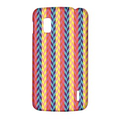 Colorful Chevron Retro Pattern LG Nexus 4