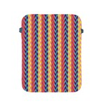 Colorful Chevron Retro Pattern Apple iPad 2/3/4 Protective Soft Cases Front