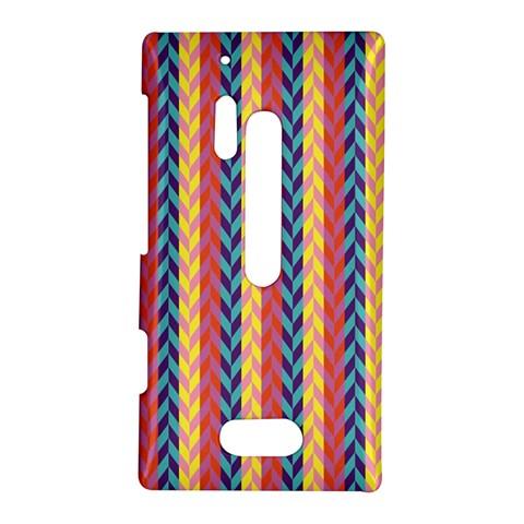 Colorful Chevron Retro Pattern Nokia Lumia 928