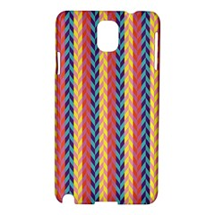 Colorful Chevron Retro Pattern Samsung Galaxy Note 3 N9005 Hardshell Case
