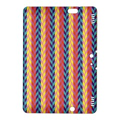 Colorful Chevron Retro Pattern Kindle Fire HDX 8.9  Hardshell Case