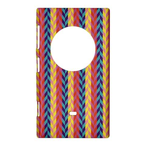 Colorful Chevron Retro Pattern Nokia Lumia 1020