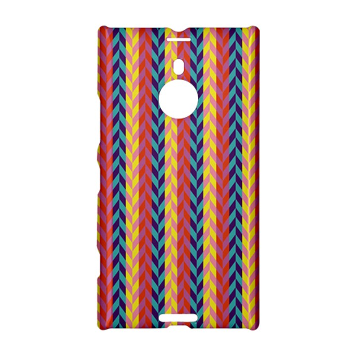 Colorful Chevron Retro Pattern Nokia Lumia 1520