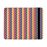 Colorful Chevron Retro Pattern Samsung Galaxy Tab Pro 8.4  Flip Case Front