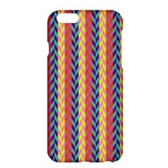 Colorful Chevron Retro Pattern Apple iPhone 6 Plus/6S Plus Hardshell Case