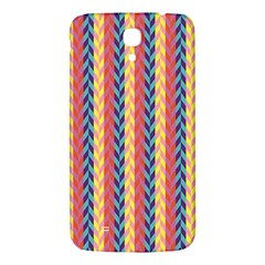 Colorful Chevron Retro Pattern Samsung Galaxy Mega I9200 Hardshell Back Case