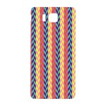 Colorful Chevron Retro Pattern Samsung Galaxy Alpha Hardshell Back Case Front