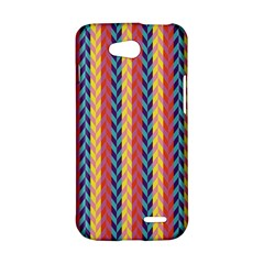 Colorful Chevron Retro Pattern LG L90 D410