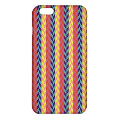 Colorful Chevron Retro Pattern Iphone 6 Plus/6s Plus Tpu Case