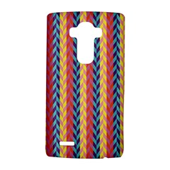 Colorful Chevron Retro Pattern LG G4 Hardshell Case