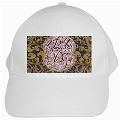 Panic! At The Disco White Cap