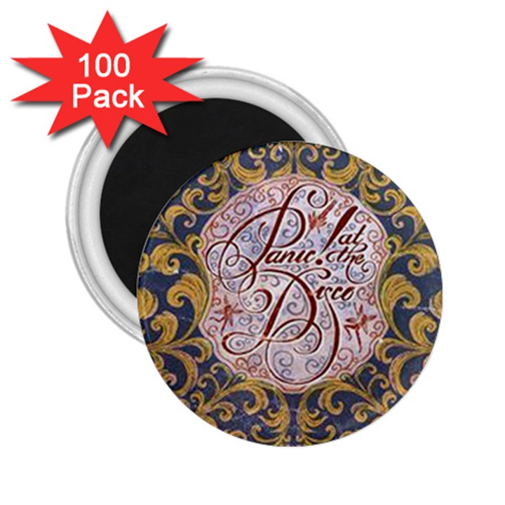 Panic! At The Disco 2.25  Magnets (100 pack)