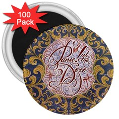 Panic! At The Disco 3  Magnets (100 Pack)