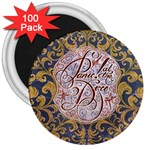Panic! At The Disco 3  Magnets (100 pack) Front